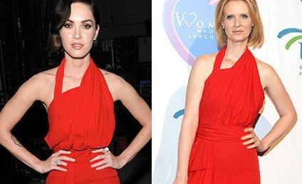 Fashion Face-Off: Megan Fox vs. Cynthia Nixon