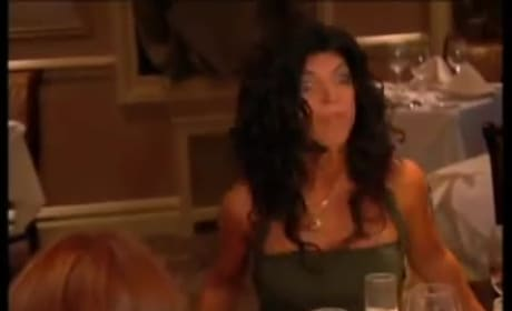 Terese Giudice Flips Table on The Real Housewives of New Jersey