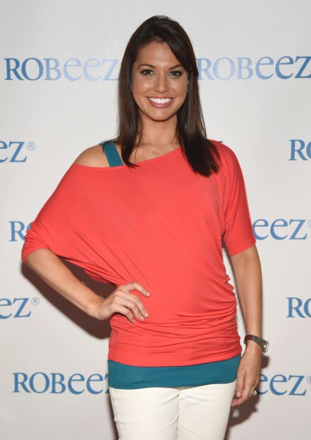 Melissa Rycroft Robeez 20th Anniversary Pic
