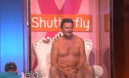 Liam Neeson Strips Down for Charity