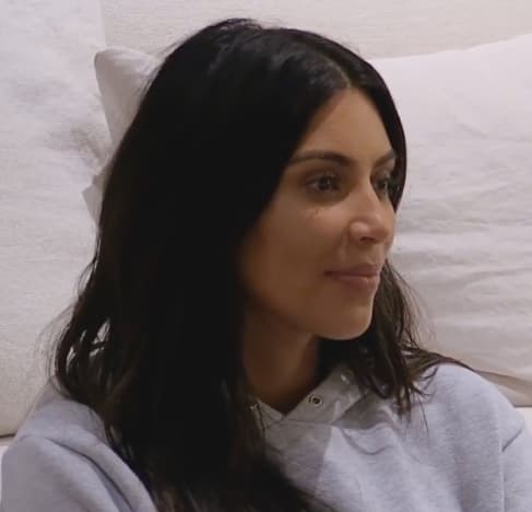 Kim Kardashian Listens to Scott Disick