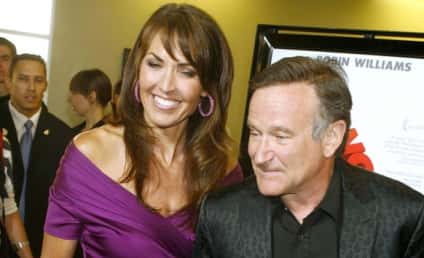 Robin Willams' Widow, Kids Battle Over Late Actor's Bicycles
