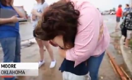 Oklahoma Mom Reunites With Son After Tornado: See the Emotional Video