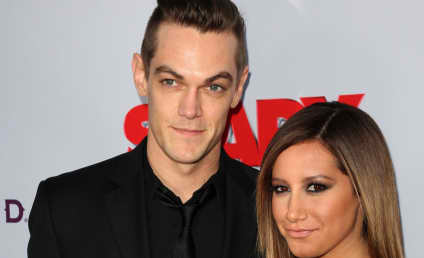 Ashley Tisdale: Engaged to Christopher French!