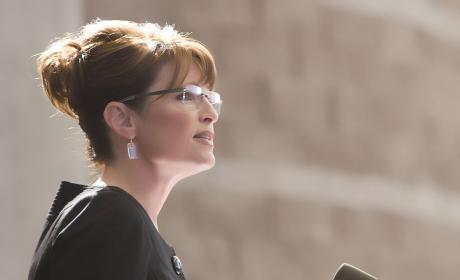 Sarah Palin Speaking