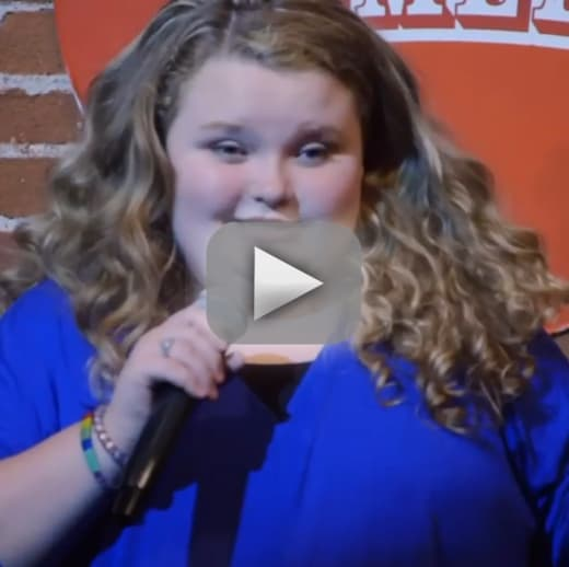 June shannon roasted by daughter alana in stand up debut