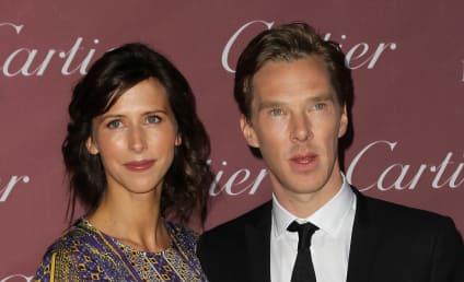 Benedict Cumberbatch Marries Sophie Hunter!