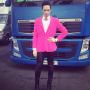 Johnny Weir Fashion Selection