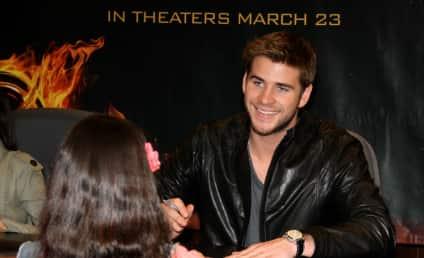 Liam Hemsworth Books New Movie Role