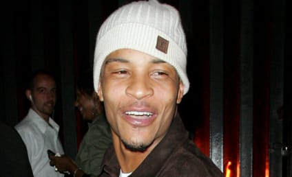 T.I. Leaves Halfway House a Free Man!