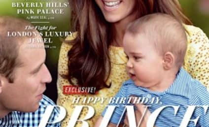 Prince William: Bald Head Photoshopped For Vanity Fair Cover?