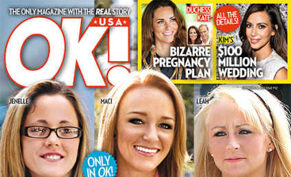 Teen Mom Cast: Who's Pregnant? Who's Stealing Kids?