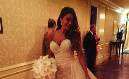 Sofia Vergara's Wedding Dress: All The Details!!!