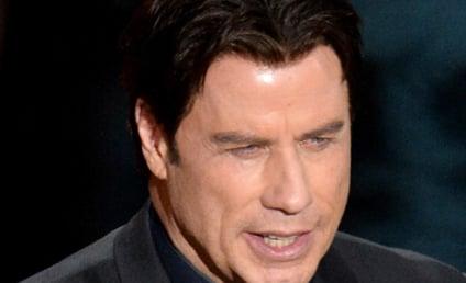 John Travolta Responds to Idina Menzel Name Flub: I Just Let It Go!