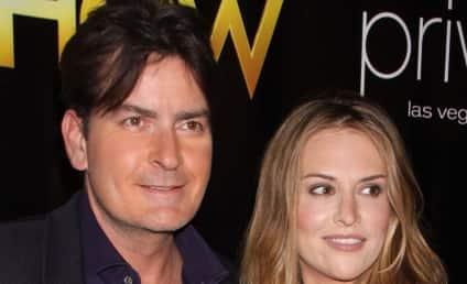 "Charlie Sheen RIPS Brooke Mueller, ""Italian Judge Anus-Brain"" Over Custody Ruling"