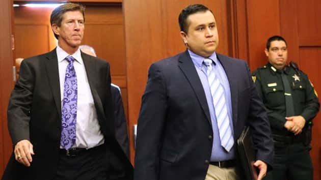Zimmerman Waives Hearing