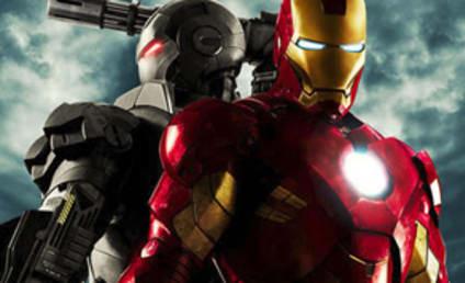 New Iron Man 2 Poster Features War Machine
