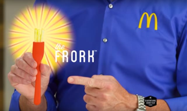 Behold the frork