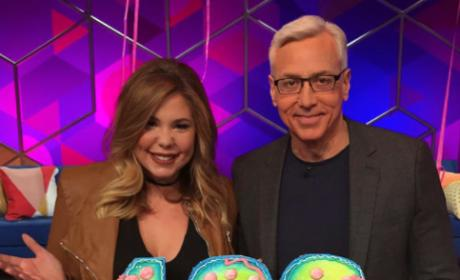 Kailyn Lowry and Dr. Drew Celebrate Teen Mom