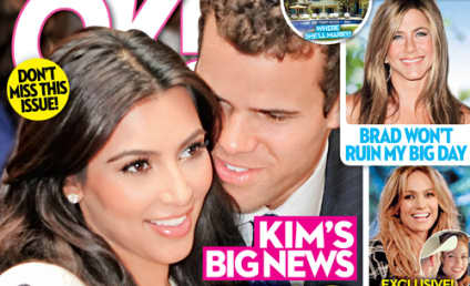 Is It Baby Time for Kim Kardashian?!?
