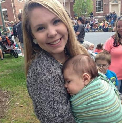 Kailyn Lowry and Baby