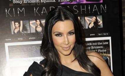 Kim Kardashian Wins Website Award. Seriously.