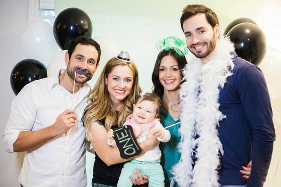 Desiree, Chris, Molly and Jason