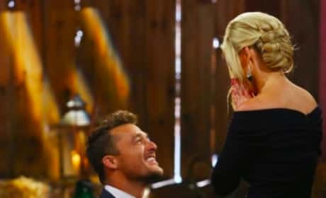 Chris Soules Proposes to Whitney Bischoff