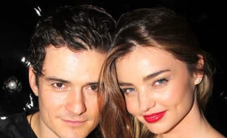 Orlando Bloom and Miranda Kerr Split