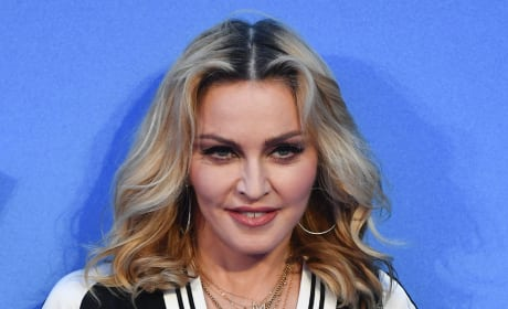 Madonna, Fully Clothed