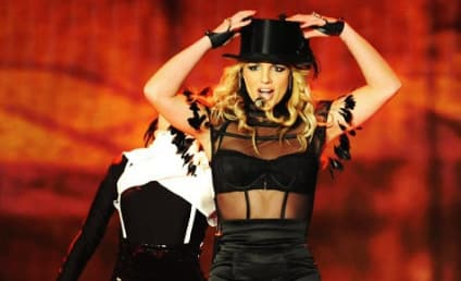 Britney Spears Rocks the House in Europe