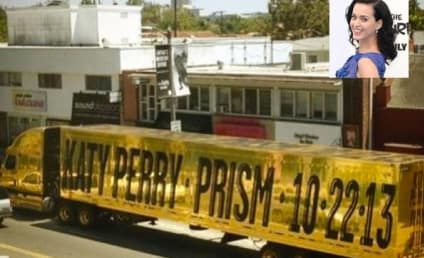 Katy Perry Album Title & Release Date: Revealed on Big Ass Truck!