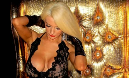 Courtney Stodden Photos From Style Fashion Week: WHAT IN THE ...