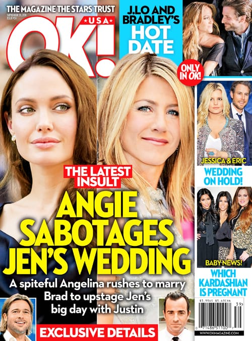 Angelina Sabotage!
