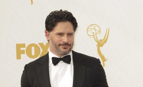 Joe Manganiello at the 2015 Emmys