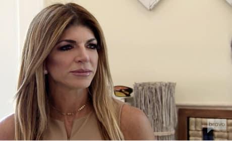 Teresa Giudice Apologizes