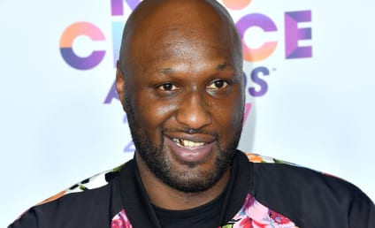 Lamar Odom: Caught Drinking on New Year's Eve. Here's the Sad Proof.