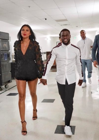 Kevin Hart, Wife