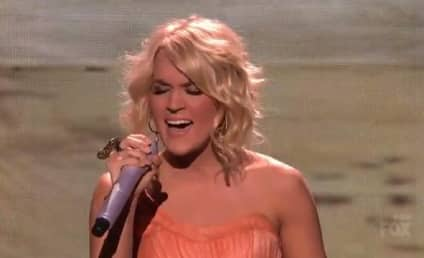 """Carrie Underwood Returns to American Idol, Will """"See You Again"""""""