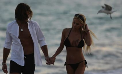 Romain Chavent & Shauna Sand: Married, Divorcing