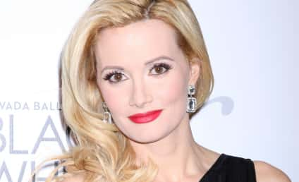 "Holly Madison Slammed as ""Sh-tty Gold Digger"" by High Hefner's Son"