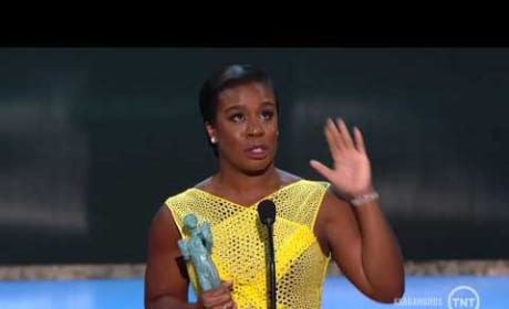 Uzo Aduba SAG Awards Acceptance Speech 2015