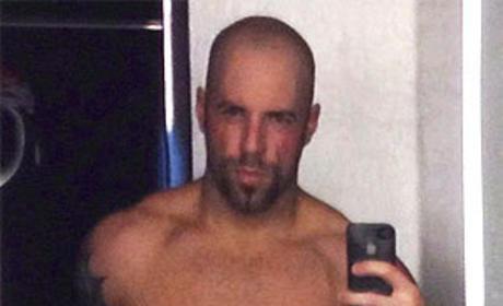 Chris Daughtry Shirtless