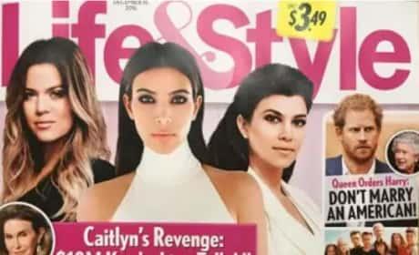 Caitlyn Jenner Cover Claim