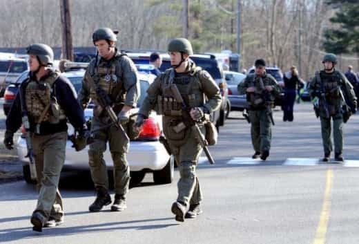 SWAT Team CT
