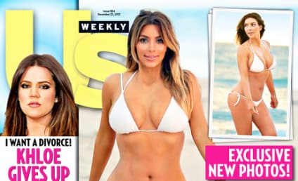 Kim Kardashian Bikini Cover: Revenge is Mine!