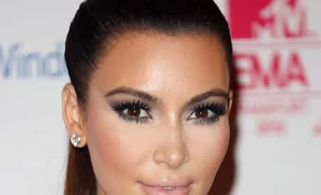 Kim Kardashian on American Dad