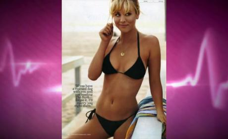 Kaley Cuoco Bikini Pictures: A Tribute