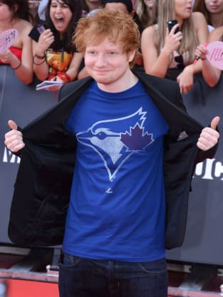 Ed Sheeran Photo