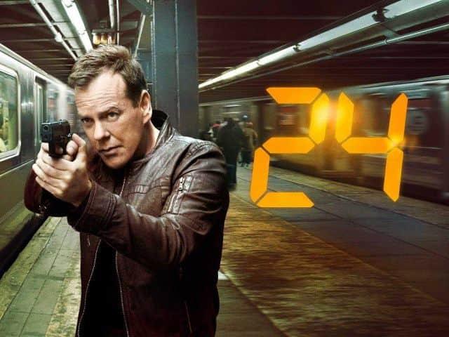 Jack Bauer Doesn't Take Selfies